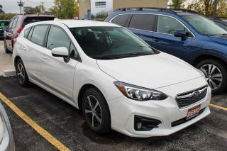 Used 2019 Subaru Impreza 5Dr Touring CVT for sale in Sarnia, ON