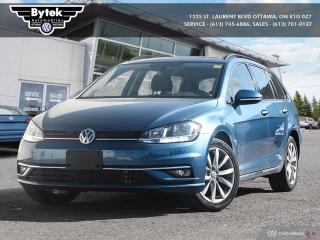Used 2019 Volkswagen Golf Sportwagen 1.8T Highline DSG 6sp at w/Tip 4MOTION for sale in Ottawa, ON