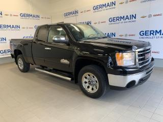 Used 2013 GMC Sierra 1500 SL Nevada- TRÈS BAS KM- BLUETOOTH. MOTEUR V8 4.8L for sale in St-Raymond, QC