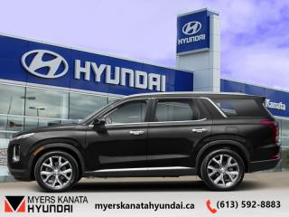 Used 2020 Hyundai PALISADE Luxury AWD 7 Pass  - $305 B/W for sale in Kanata, ON