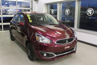 Used 2017 Mitsubishi Mirage SEL CVT CAMÉRA MAIN LIBRE for sale in Lévis, QC