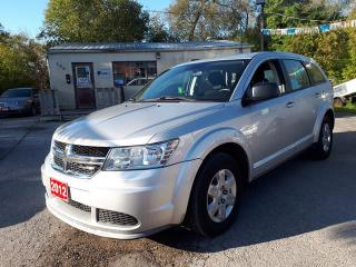 Used 2012 Dodge Journey Certified for sale in Oshawa, ON
