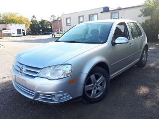 Used 2009 Volkswagen City Golf Certified,low kms!!,Stick for sale in Oshawa, ON