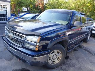 Used 2006 Chevrolet Silverado 1500 LT z71 off road 4x4 for sale in Dundas, ON