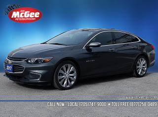Used 2017 Chevrolet Malibu Premier Winter Tires Included for sale in Peterborough, ON