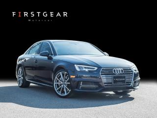 Used 2018 Audi A4 Sedan Progressiv I NAVIGATION I BACKUP I 360 CAMERA for sale in Toronto, ON