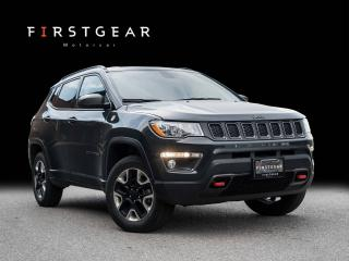Used 2018 Jeep Compass Trailhawk I NAVIGATION I BACKUP for sale in Toronto, ON