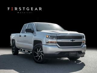 Used 2017 Chevrolet Silverado 1500 Custom for sale in Toronto, ON