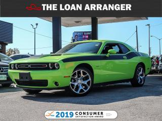 Used 2015 Dodge Challenger for sale in Barrie, ON
