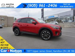 Used 2016 Mazda CX-5 GT | LEATHER | SUNROOF | NAV | BOSE for sale in Hamilton, ON