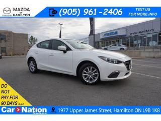 Used 2015 Mazda MAZDA3 GS | REAR CAM | BLUETOOTH | ALLOYS for sale in Hamilton, ON