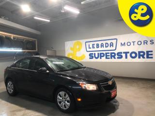 Used 2014 Chevrolet Cruze Steering Wheel Controls * Hands Free Calling * Remote Starter * 6 Speed Automatic *  AM/FM/SAT/USB/Aux * Automatic Headlights * Keyless Entry * On Sta for sale in Cambridge, ON