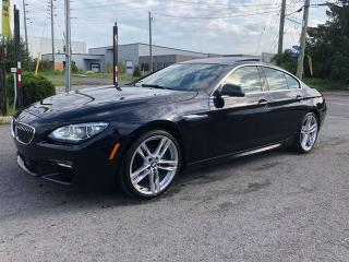 Used 2014 BMW 6 Series 650i XDrive, M-SPORT, FULLY FULY LOADED, 91 km for sale in Ottawa, ON