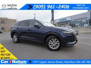 Used 2017 Mazda CX-9 GS | NAV | REAR CAM | 7 PASSENGER | BLUETOOTH for sale in Hamilton, ON