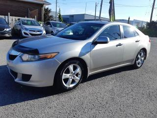 Used 2009 Acura TSX AUTOMATIC, SUNROOF, BLUETOOTH, PWR GROUP,164 KM for sale in Ottawa, ON