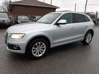 Used 2013 Audi Q5 2.0L Premium Plus, 4MOTION, ACCIDENT FREE, NAVIGATION, BACKUP CAMERA, BLUETOOTH, PANORAMIC, 136 KM for sale in Ottawa, ON