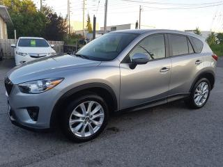 Used 2015 Mazda CX-5 GT for sale in Ottawa, ON