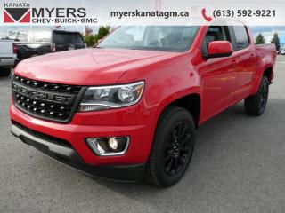 Used 2020 Chevrolet Colorado 4WD LT for sale in Kanata, ON