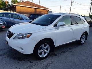 Used 2010 Lexus RX 350 AWD, BACKUP CAM, BLUETOOTH, POWER GROUP, SUNROOF for sale in Ottawa, ON