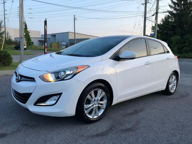 2013 Hyundai Elantra GLS, Automatic, Panoramic, Bluetooth, No Accidents