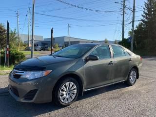 Used 2012 Toyota Camry LE, AUTO, POWER GROUP, ACCIDENT FREE for sale in Ottawa, ON