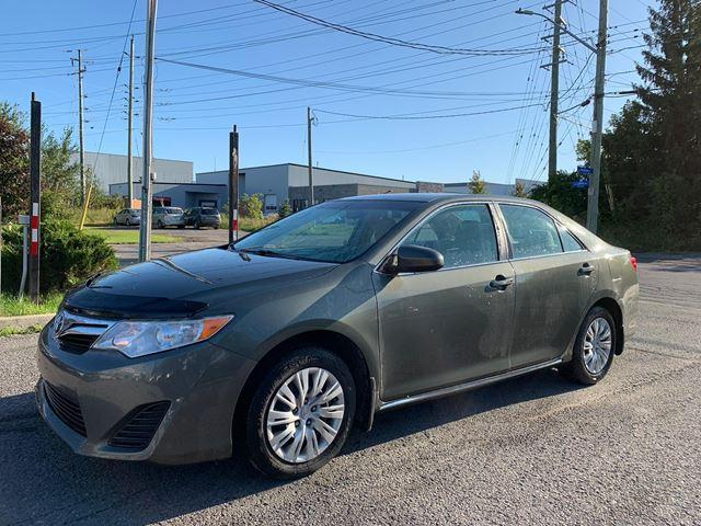 2012 Toyota Camry LE, AUTO, POWER GROUP, ACCIDENT FREE