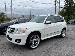 Used 2010 Mercedes-Benz GLK-Class GLK 350, 4MATIC, BLUETOOTH, POWER GROUP for sale in Ottawa, ON