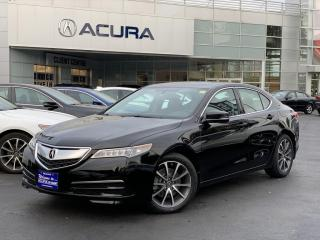 Used 2015 Acura TLX LOWKMS | $1000OFF | LEATHER | NEWBRAKES | AWD | for sale in Burlington, ON