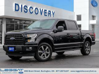 Used 2017 Ford F-150 XLT FX4 SPORT for sale in Burlington, ON