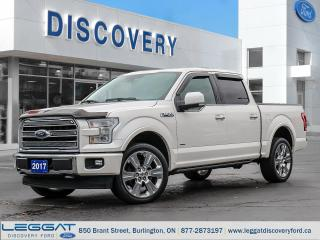 Used 2017 Ford F-150 Limited  for sale in Burlington, ON