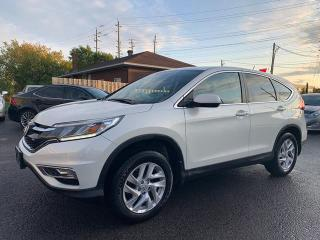 Used 2016 Honda CR-V SE,AWD,ACCIDENT FREE, CAMERA, BTOOTH, 75 KM for sale in Ottawa, ON