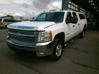 Used 2008 Chevrolet Silverado 3500 LTZ, CREWCAB, LEATHER, Z71, ONE OWNER, ONLY 147 KM for sale in Ottawa, ON