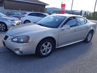 Used 2008 Pontiac Grand Prix AUTO, P.GROUP, ALLOYS, REMOTE STARTER, 131KM for sale in Ottawa, ON