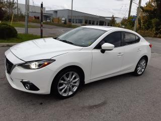 Used 2015 Mazda MAZDA3 GT for sale in Ottawa, ON