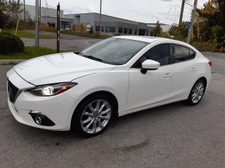 Used 2015 Mazda MAZDA3 GT for sale in Ottawa, ON