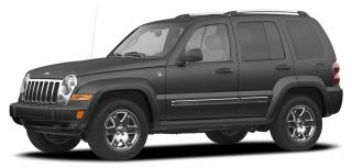 Used 2007 Jeep Liberty Sport AS-IS UNFIT for sale in Midland, ON