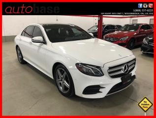 Used 2017 Mercedes-Benz E-Class E300 4MATIC AMG PREMIUM for sale in Vaughan, ON