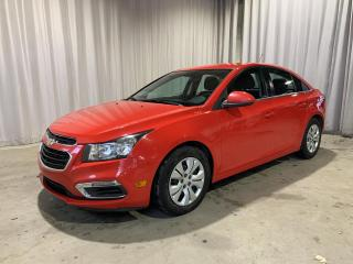 Used 2015 Chevrolet Cruze Berline 4 portes 1LT for sale in Sherbrooke, QC