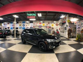 Used 2016 BMW X5 XDRIVE 35D PREMIUM NAVI TECHNOLOGY PKG 133K for sale in North York, ON