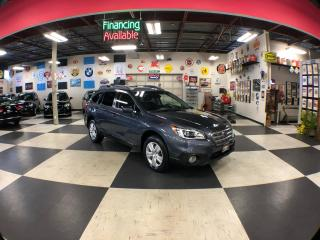 Used 2016 Subaru Outback TOURING AUT0 AWD H/SEATS REAR CAMERA for sale in North York, ON