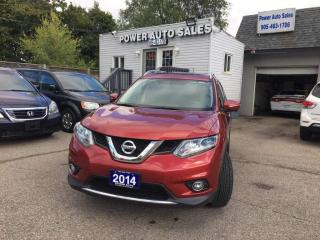 Used 2014 Nissan Rogue AWD 4dr SL for sale in Brampton, ON