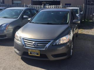 Used 2015 Nissan Sentra for sale in Scarborough, ON