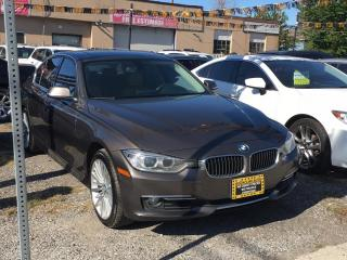 Used 2014 BMW 3 Series 4dr Sdn 328i xDrive AWD for sale in Scarborough, ON