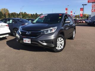 Used 2015 Honda CR-V SE for sale in Moncton, NB