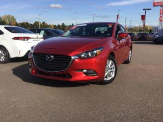 Used 2018 Mazda MAZDA3 for sale in Moncton, NB
