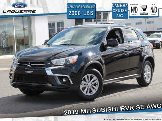 Used 2019 Mitsubishi RVR SE AWC**CAMERA*BLUETOOTH*CRUISE*A/C* for sale in Victoriaville, QC