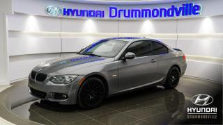 Used 2013 BMW 335i M PACK + CUIR + TOIT + NAVI + MAGS + WOW for sale in Drummondville, QC