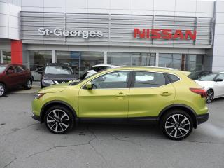 Used 2018 Nissan Qashqai SL 4RM (Caméra 360°, Cuir, Toit) for sale in St-Georges, QC