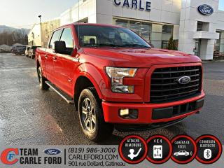 Used 2016 Ford F-150 Ford F-150 S/Crew XLT 2016, Caméra de re for sale in Gatineau, QC