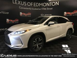Used 2020 Lexus RX 450h Luxury Package for sale in Edmonton, AB